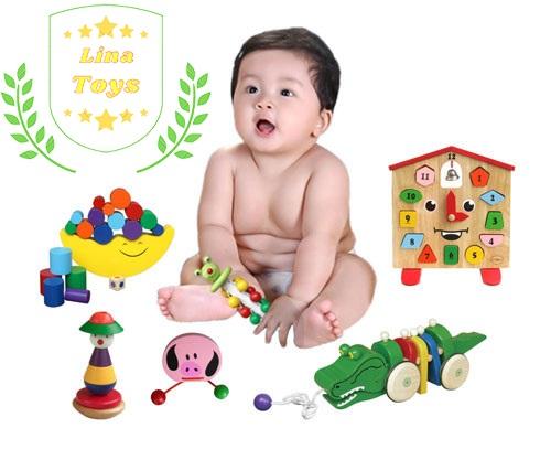 Cách chọn đồ chơi cho bé