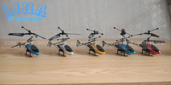 Máy bay trực thăng điều khiển từ xa RC-3