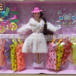 Đồ chơi búp bê barbie 10 áo-vương miện