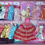 Đồ chơi búp bê công chúa 18 áo