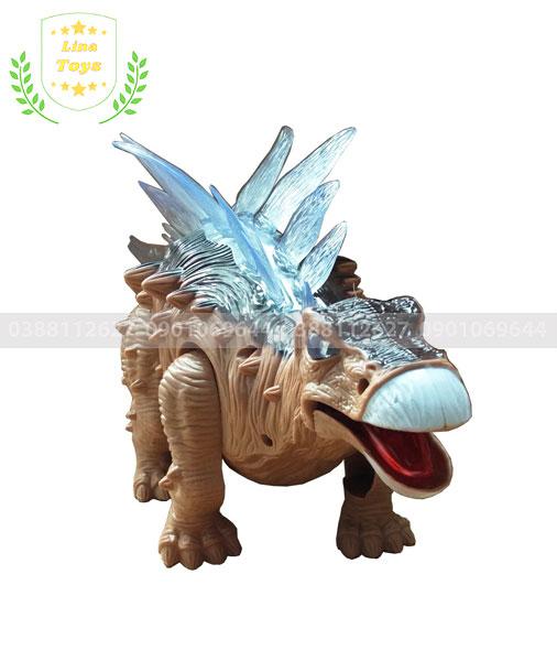 Đồ chơi khủng long lưng gai