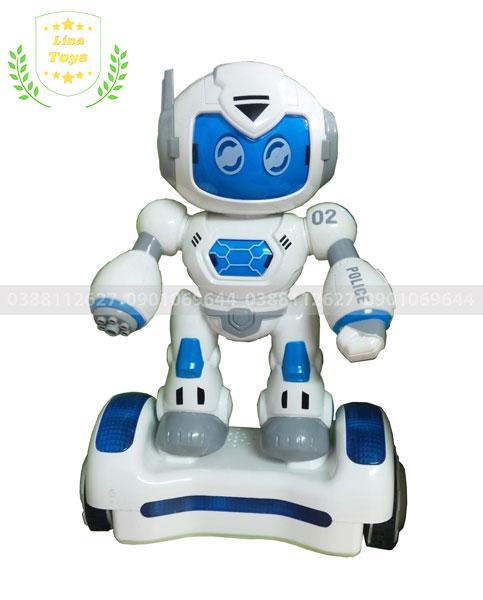 Robot thông minh trượt ván thăng bằng