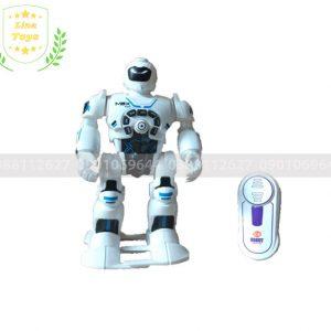 Robot điều khiển từ xa thông minh có đèn nhạc