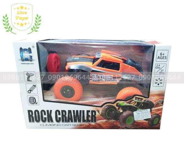 Xe điều khiển từ xa địa hình Rock Crawler CX-181