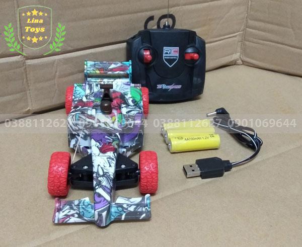 Bộ sản phẩm Xe đua F1 điều khiển từ xa