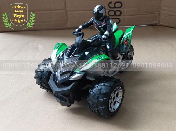 Xe moto địa hình điều khiển từ xa M-898