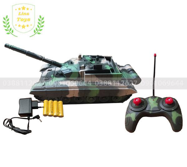Xe tăng điều khiển từ xa T-168