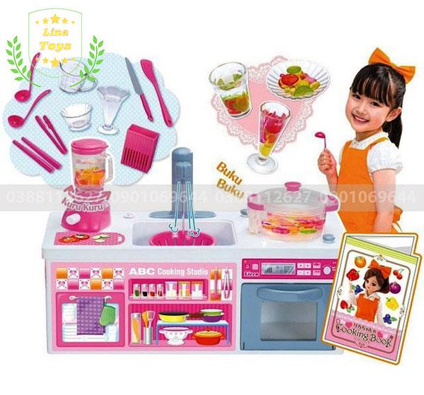 Bộ đồ chơi cho bé gái