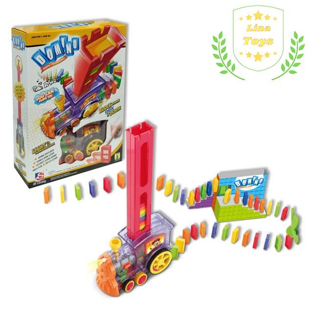 Bộ đồ chơi domino cho bé