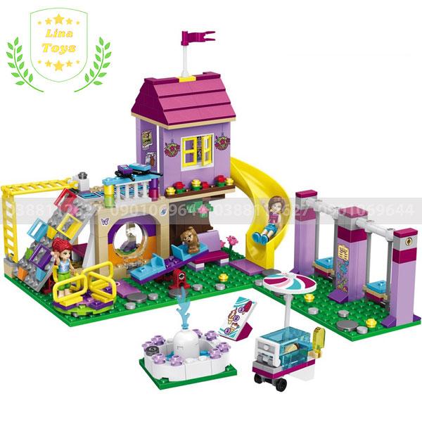 Bộ lego cho bé gái