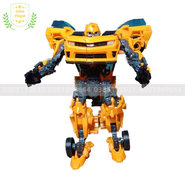 Siêu Nhân & Robot