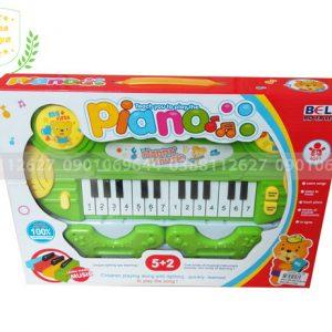 Đàn Piano đồ chơi cho bé 14 phím có đèn