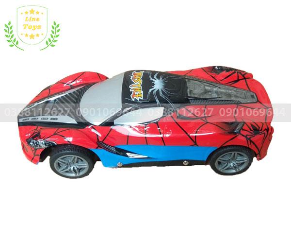 Xe hơi người nhện điều khiển từ xa