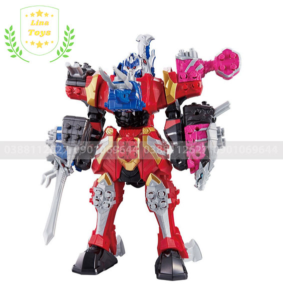 Đồ chơi lego robot khổng lồ