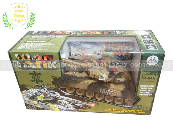 Hộp xe tank chiến đấu điều khiển từ xa