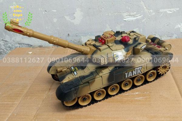 Xe tank chiến đấu điều khiển