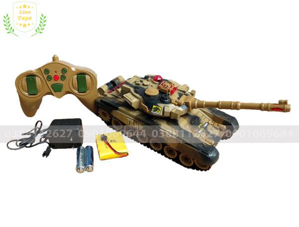 Xe tank chiến đấu điều khiển từ xa