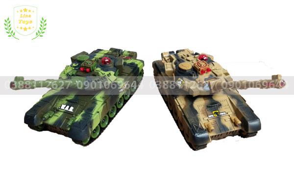 Đồ chơi xe tank điều khiển