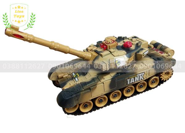 Xe tank điều khiển từ xa