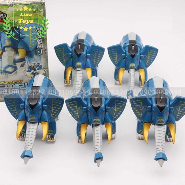Đồ chơi robot siêu nhân gao tại Lina Toys