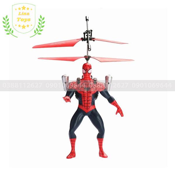 Đồ chơi siêu nhân nhện bay