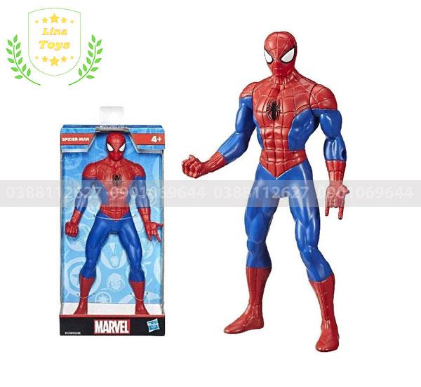 Đồ chơi siêu nhân nhện