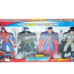 Bộ đồ chơi siêu anh hùng