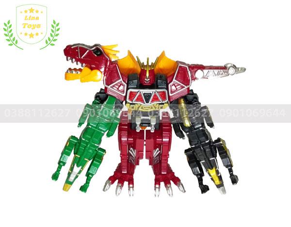 Đồ chơi robot siêu nhân khủng long