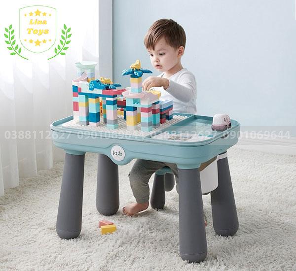 Bàn chơi lego cho bé