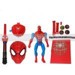 Bộ đồ chơi siêu nhân người nhện