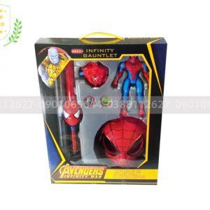Bộ đồ chơi siêu nhân người nhện cao cấp