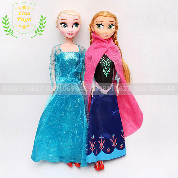 Búp bê công chúa Elsa và Anna