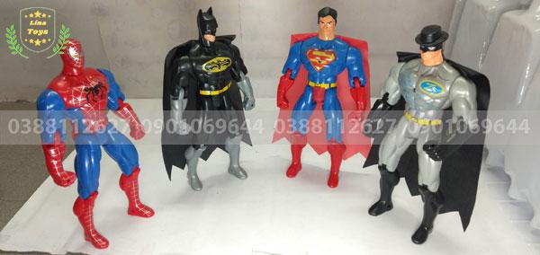 Đồ chơi mô hình siêu anh hùng