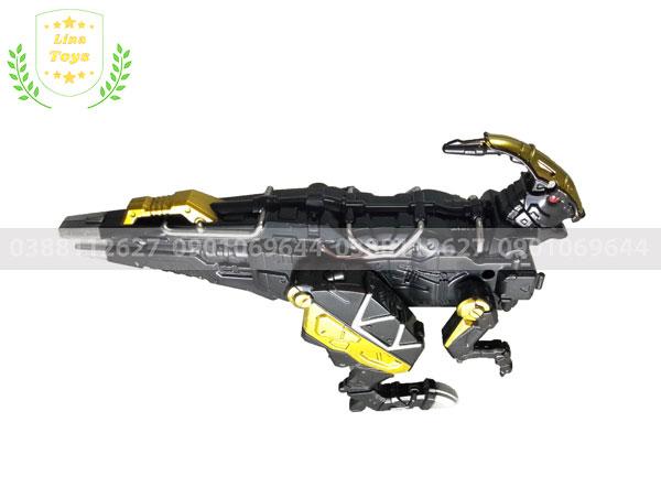 Robot khủng long đen