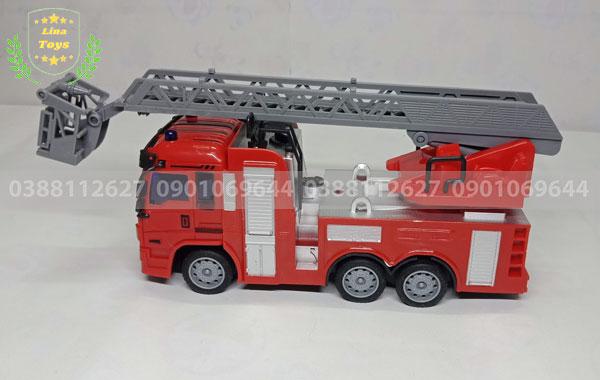 Xe cứu hỏa đồ chơi điều khiển