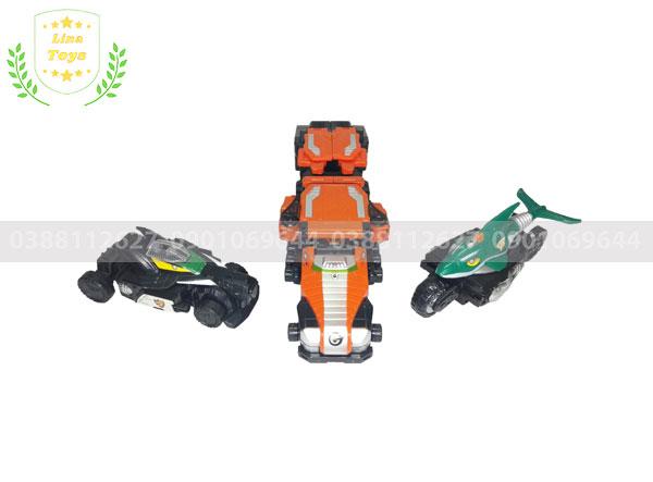 Xe siêu nhân cơ động