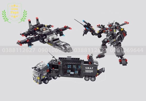 Lego cảnh sát