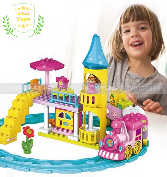 Đồ chơi lego bé gái