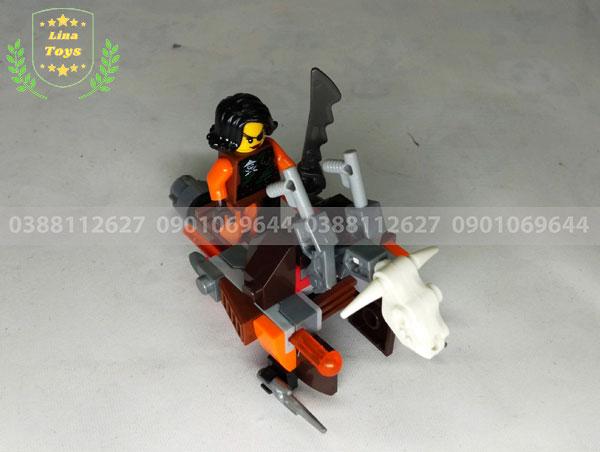 Đồ chơi Lego Ninja chúa tể bóng tối
