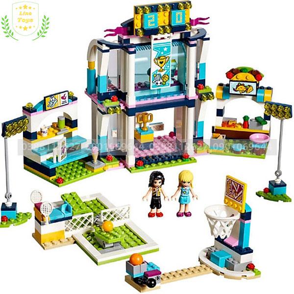 Lego khu vui chơi