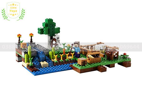 Lego my world cho bé trai