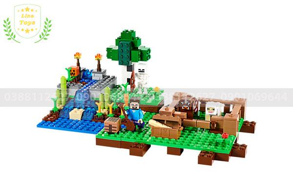 Lego my world