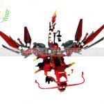 Lego Ninja rồng đỏ