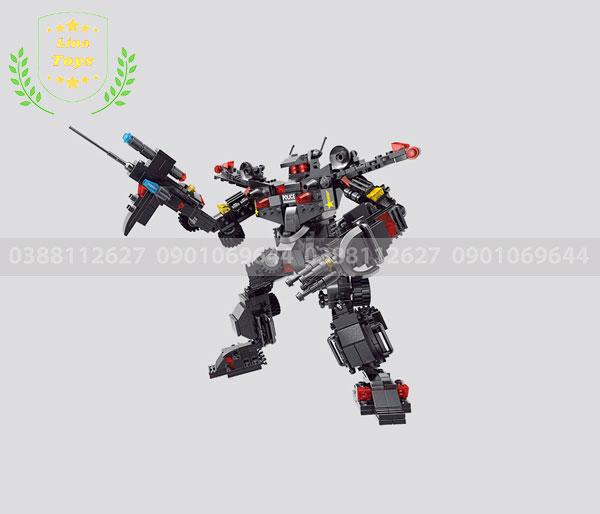 Mô hình Lego robot