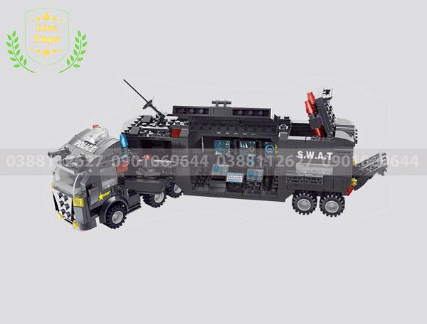Mô hình Lego xe