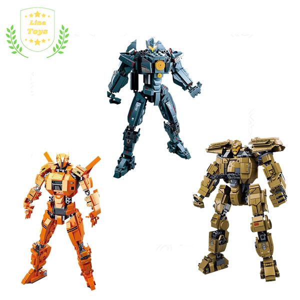 Đồ chơi lego Robot