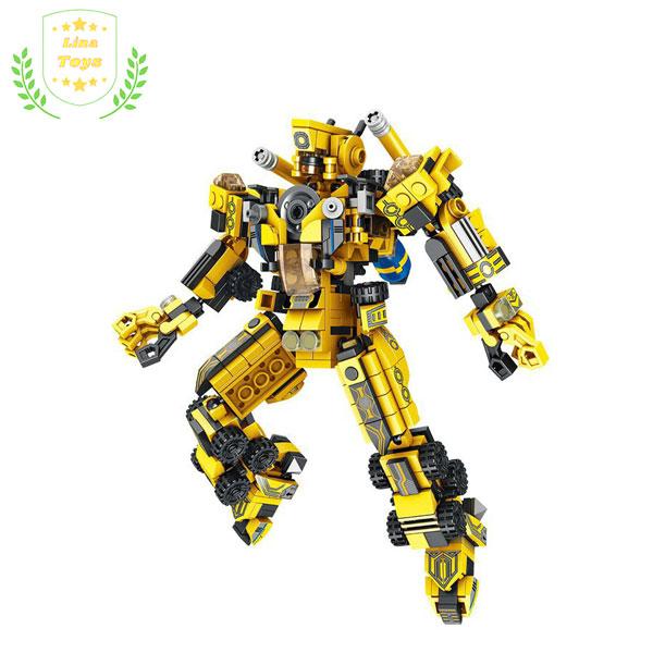Lego robot khổng lồ