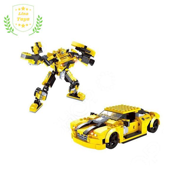 Lego xe robot