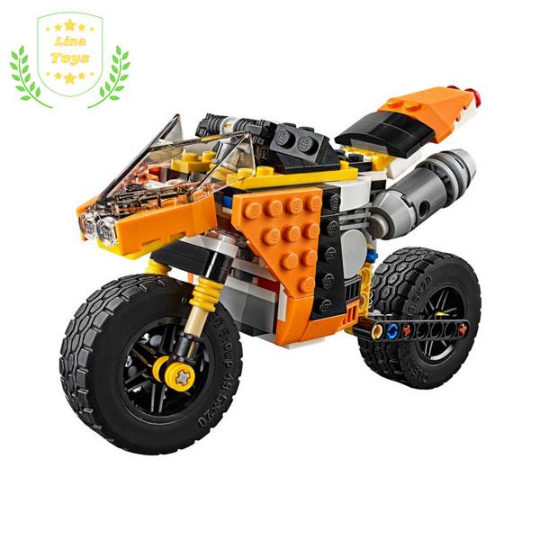 Đồ chơi lego xe mô tô