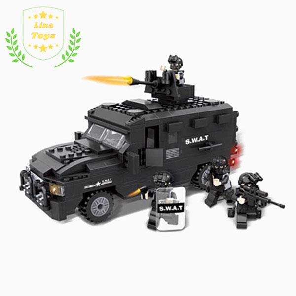 Lego xe bọc thép